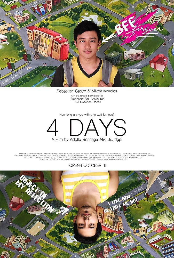 4 Days (2016) HDRip