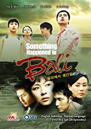 What Happened in Bali poster