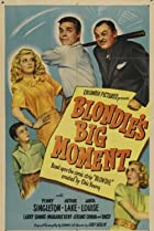 Image of Blondie's Big Moment