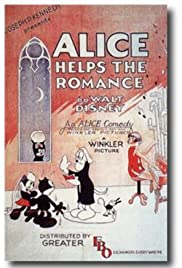 Alice Helps the Romance Poster