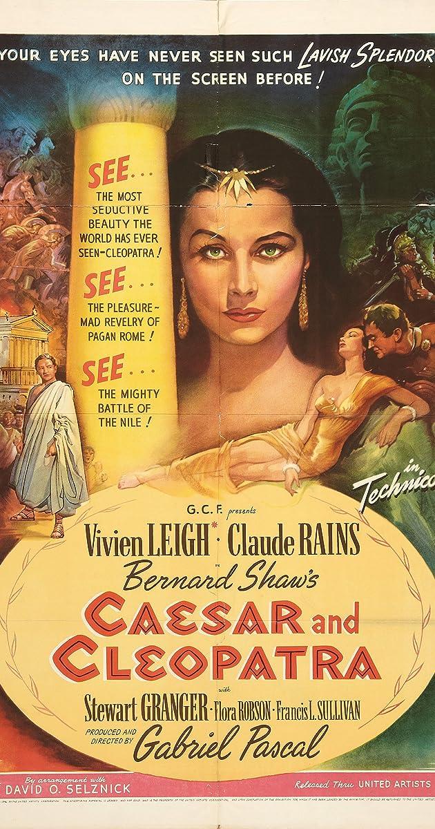 Caesar And Cleopatra 1945 Imdb