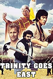 Trinity Goes East Poster