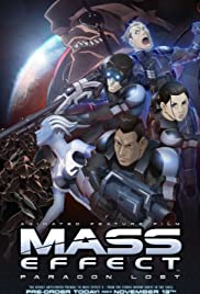 Mass Effect: Paragon Lost (2012) Poster - Movie Forum, Cast, Reviews