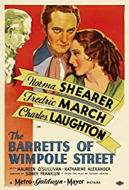 The Barretts of Wimpole Street Poster