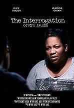 The Interrogation of Mrs. Basim