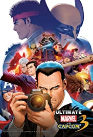 Ultimate Marvel vs Capcom 3 Poster