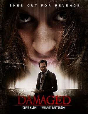 Damaged film Poster