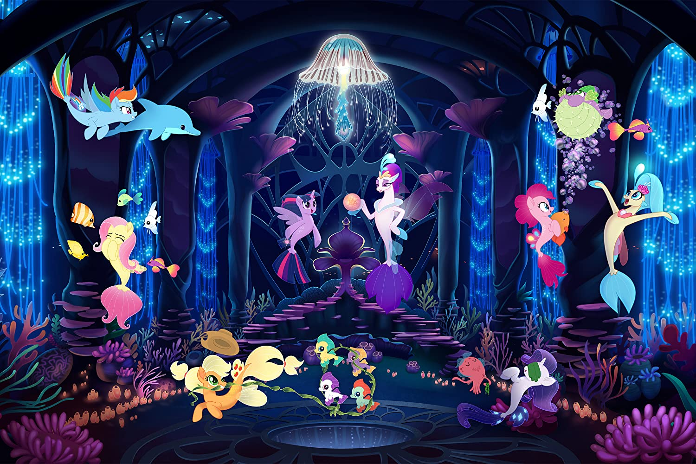 My Little Pony: The Movie (2017), film animat online subtitrat în Română