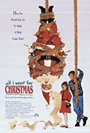 All I Want for Christmas (1991) Poster - Movie Forum, Cast, Reviews