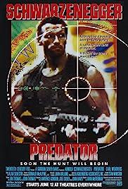 Predator(1987) Poster - Movie Forum, Cast, Reviews