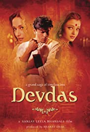 Devdas Indian movie 2002 Sharukh khan