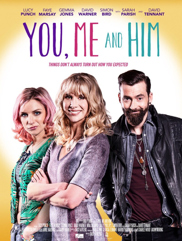 You, Me and Him Movie Poster