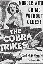 Primary image for The Cobra Strikes