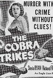 The Cobra Strikes Poster