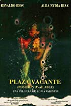 Image of Plaza vacante