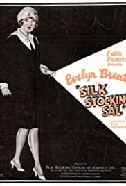 Silk Stocking Sal Poster