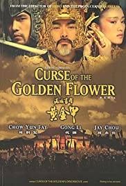 Secrets Within: Inside Look at 'Curse of the Golden Flower' Poster
