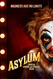 Asylum: Twisted Horror and Fantasy Tales (2020) poster