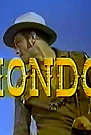 Hondo and the Sudden Town Poster