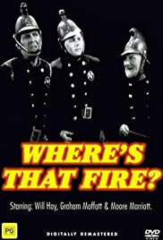 Where's That Fire? Poster