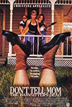 Primary image for Don't Tell Mom the Babysitter's Dead