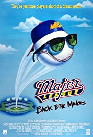 Major League: Back to the Minors (1998) Poster - Movie Forum, Cast, Reviews