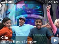 The Electric Company 2009 Cast