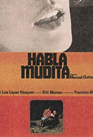 Habla, mudita Poster