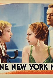 One New York Night Poster