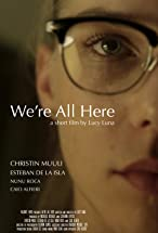 Primary image for We're All Here