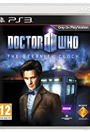 Doctor Who: The Eternity Clock Poster