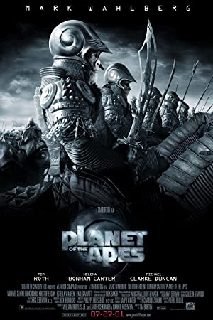 Planet of the Apes. (2001) Download on Vidmate