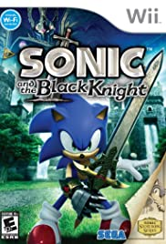 Sonic and the Black Knight Poster