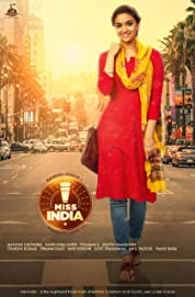 Miss India (2020) poster