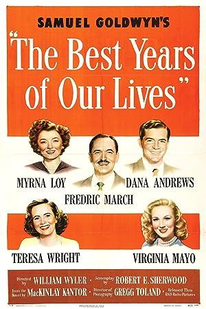 Poster Die besten Jahre unseres Lebens