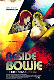 Beside Bowie: The Mick Ronson Story Poster