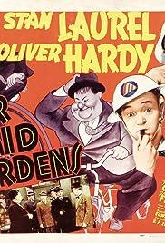 Air Raid Wardens(1943) Poster - Movie Forum, Cast, Reviews