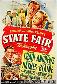 State Fair (1945) Poster - Movie Forum, Cast, Reviews