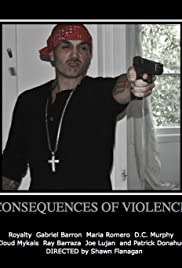 Consequences of Violence Poster