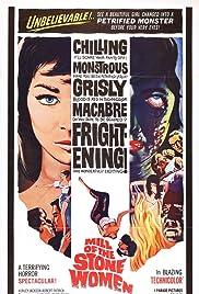 Il mulino delle donne di pietra(1960) Poster - Movie Forum, Cast, Reviews