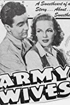 Army Wives (1944) Poster