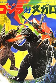 Godzilla vs. Megalon(1973) Poster - Movie Forum, Cast, Reviews