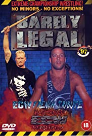 ECW Barely Legal Poster
