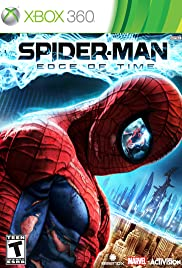 Spider-Man: Edge of Time (2011) Poster - Movie Forum, Cast, Reviews
