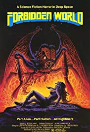 Forbidden World (1982) Poster - Movie Forum, Cast, Reviews