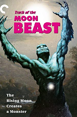 Track of the Moon Beast poster