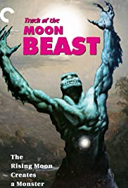 Track of the Moon Beast (1976) Poster - Movie Forum, Cast, Reviews
