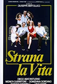 Strana la vita Poster