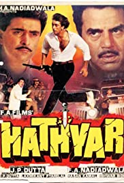 Hathyar (1989) Poster - Movie Forum, Cast, Reviews