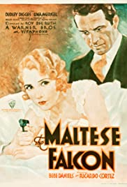 The Maltese Falcon (1931) Poster - Movie Forum, Cast, Reviews
